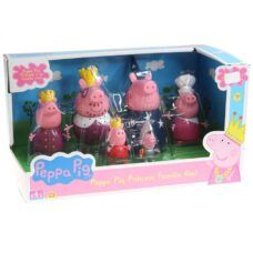 Peppa Pig Princesas - Familia Real
