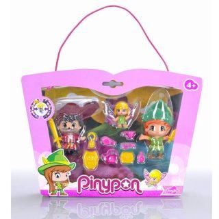 Pinypon-Peter-Pan-Garfio-y-Campanita