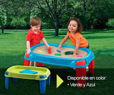 Mesa de Juego Arenero - American Plastic