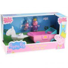 Peppa Pig Princesa - Carruaje Real