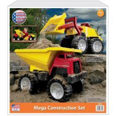 American Plastic - Mega Set de Construcción