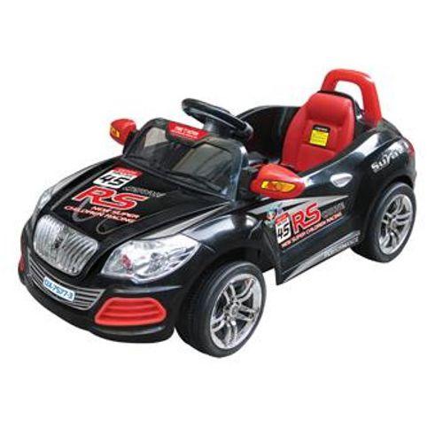 Auto a Batería Racing Negro