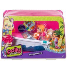 Polly Pocket - Lancha de Aventuras