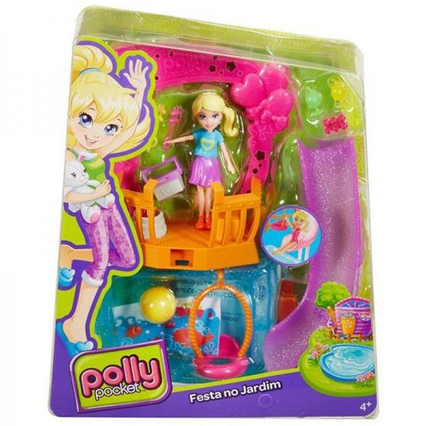 Polly Pocket - Piscina Club