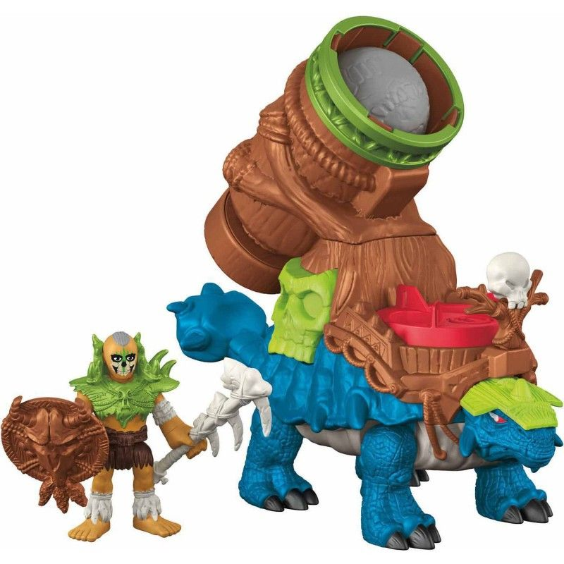 Fisher Price Imaginext - Dinosaurio Anquilosaurio