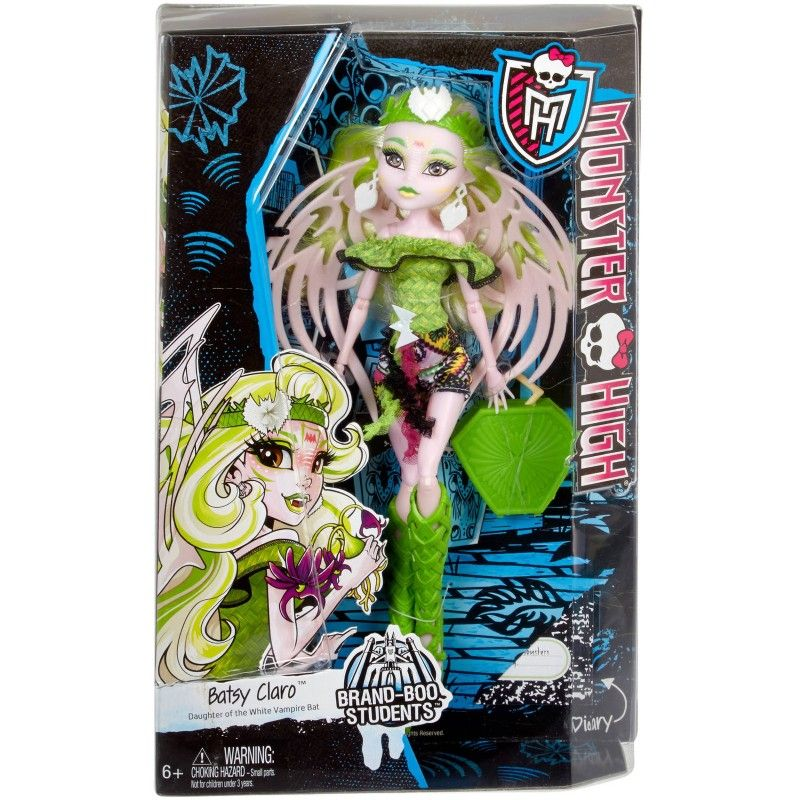 Monster High - Batsy Claro