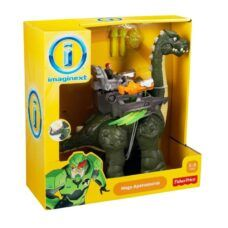 Fisher Price Imaginext - Dinosaurio Mega Apatosaurus