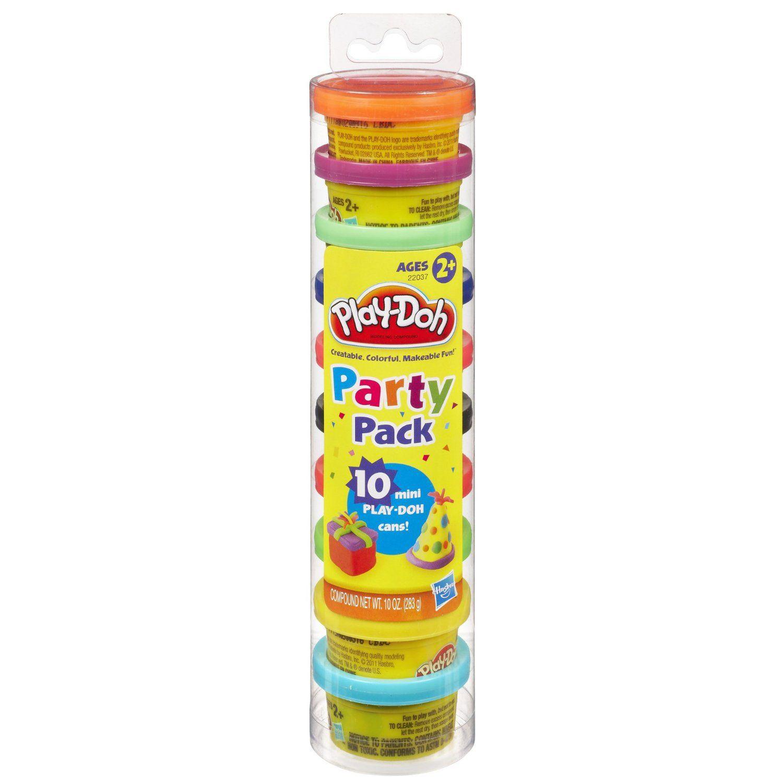 Play Doh - Tubo de Minilatas pack x10