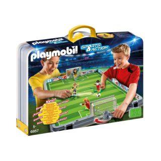 Playmobil - Set de Fútbol Maletín