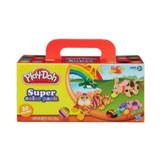 Play Doh - Super Maletin 20 Masas de Colores