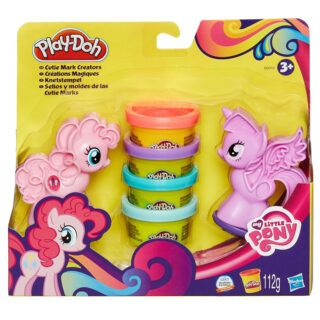Play Doh - My Little Pony Moldes