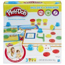 Masas de Moldear Contando números - Play Doh