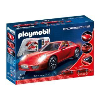 Playmobil - Auto Porsche 911 con Luces