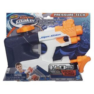 Nerf - Pistola de Agua H2Ops Squall Surge