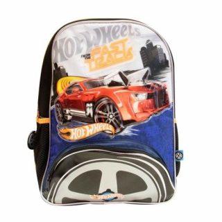 Hot Wheels - Mochila 35cm