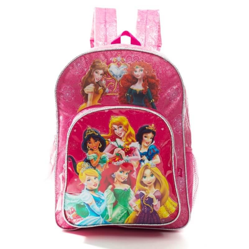 Mochila Disney Princesas 40 cm