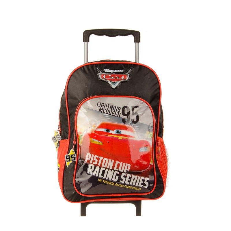 Cars - Mochila con Carro 40 cm