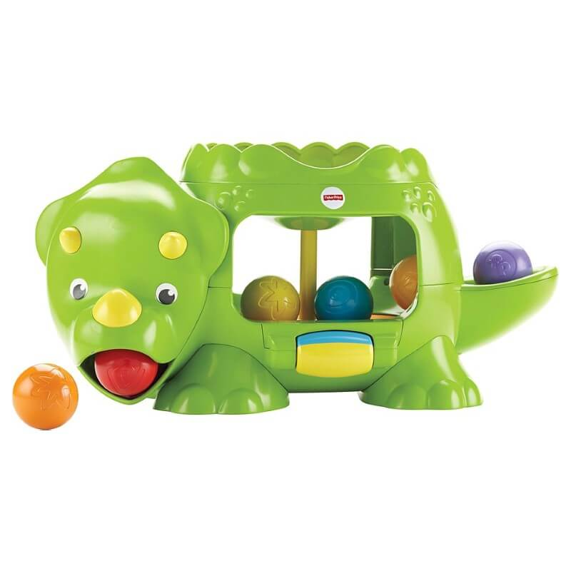Fisher Price Dinosaurio Musical Doble Diversion
