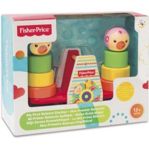 Fisher Price Mi Primer Balancin Apilable