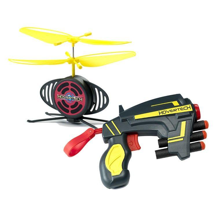 Hovertech Tarjet Fx - Pistola Lanzadardos con Drone