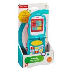 Fisher Price Telefono Celular Sonidos Divertidos