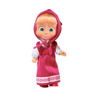 Masha y el Oso - Muñeca con Vestido