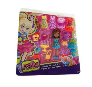 Polly Pocket Set Coleccion de Modas