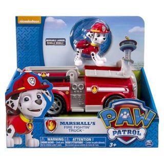 Patrulla Canina - Marshall's Fire Fighting Truck - Paw Patrol