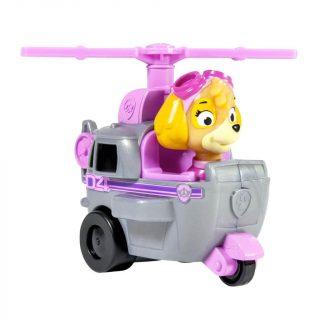 Patrulla Canina - Vehículo y personaje Skye