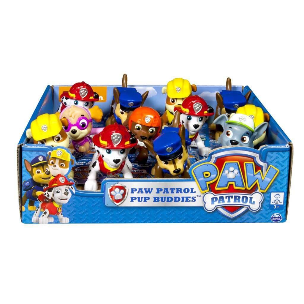 Paw Patrol - Figuras Básicas 7cm
