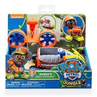Patrulla Canina - Zuma's Jungle Hovercraft - Paw Patrol