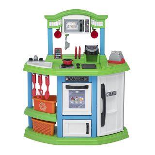American Plastic - Cocina Cozy con Accesorios