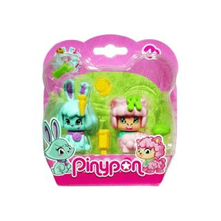 Pinypon-Pack-2-Mascotas-Conejo-y-Oveja