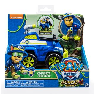 Patrulla Canina - Chase's Jungle Cruiser - Paw Patrol