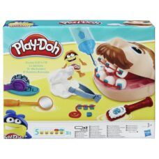 Set De Masas Dentista Bromista - Play Doh