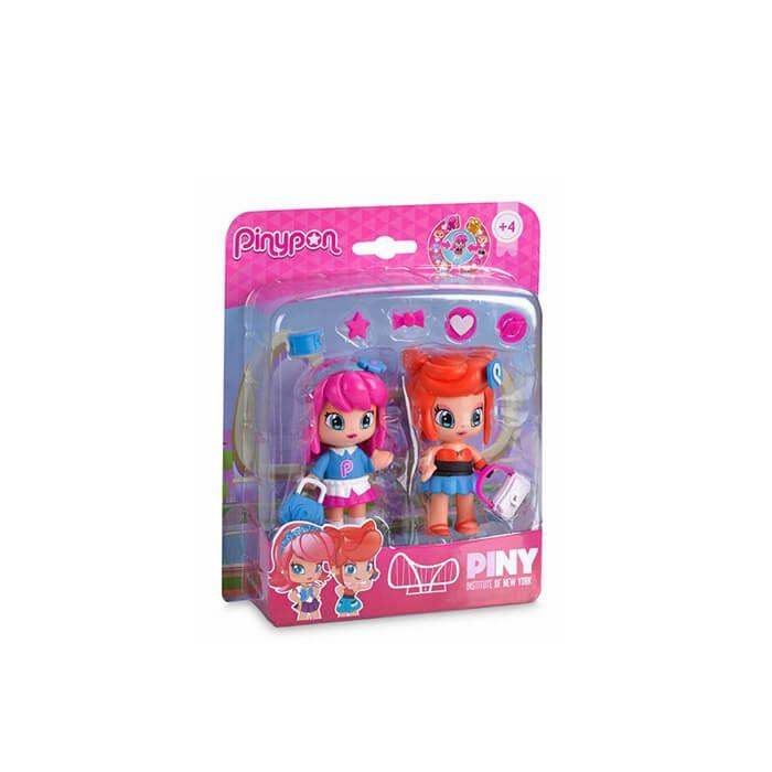 Pinypon Piny - Compañeras de Clase Michelle y Rita