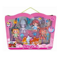 Pinypon - Set Mago de Oz