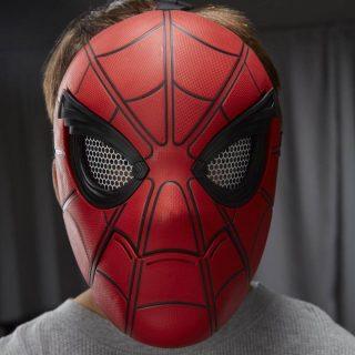 Spiderman Homecoming - Máscara Visión Arácnida