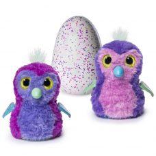 Hatchimals - Huevo Peluche Interactivo