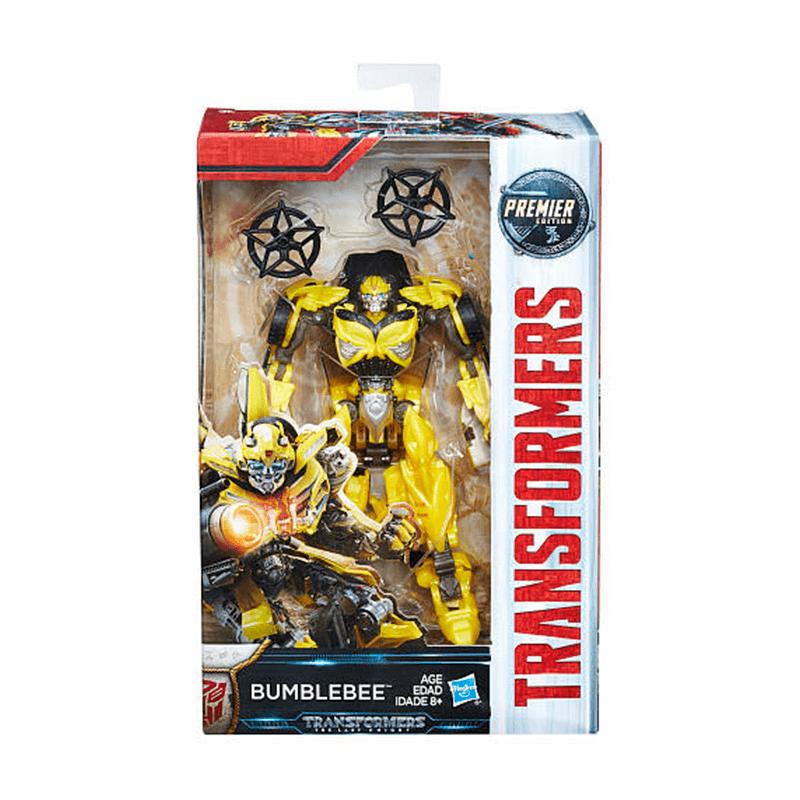 Transformers 5 - Bumblebee Premier Deluxe