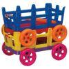 American Plastic - Carro 4 ruedas