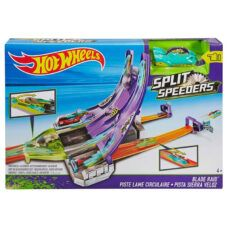 Hot Wheels - Pista de Autos Sierra Veloz