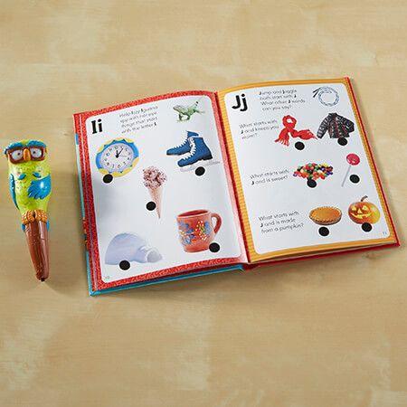 Educational Insights - Libro Interactivo Abecedario en Ingles