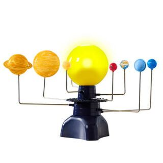 Geosafari - Sistema Solar Motorizado y Proyector