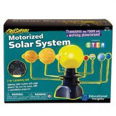 Sistema Solar Motorizado y Proyector - Geosafari