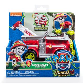 Patrulla Canina - Marshall's Jungle Truck - Paw Patrol