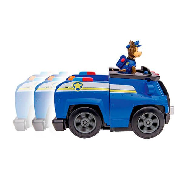 Patrulla Canina - Vehiculo De Chase Extensible Con Sonido