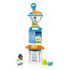 Fisher Price Mega Bloks - Aeropuerto