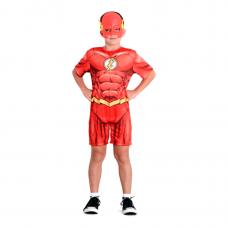 Disfraz de The Flash corto - La liga de la Justicia