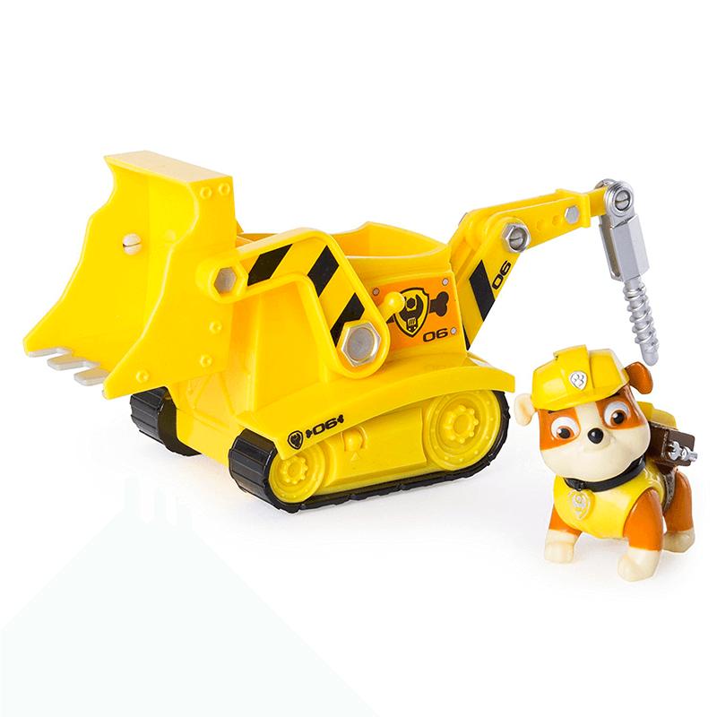 Patrulla Canina - Rubble's Diggin' Bulldozer - Paw Patrol